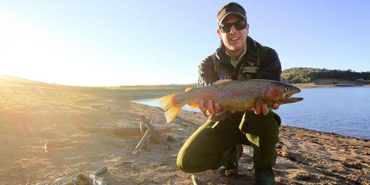 Lake Oberon Trout