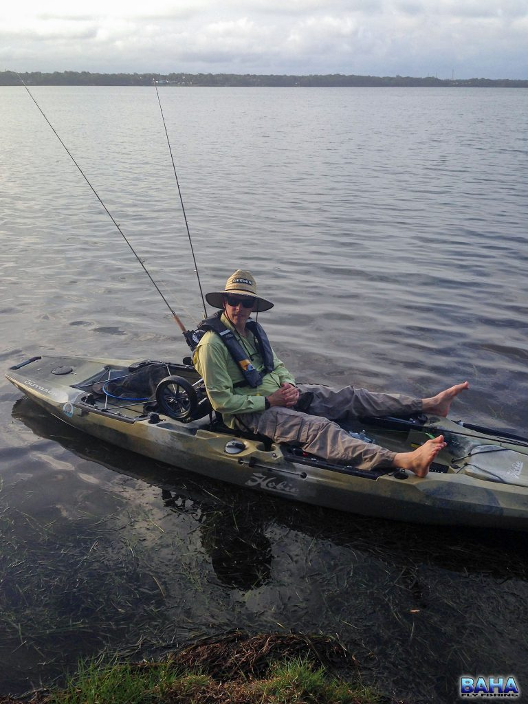 Getting back from a session on the yak