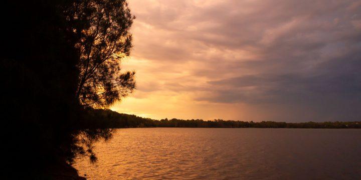 Kayak Fishing Budgewoi Lake