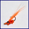 Crazy Charlie: A very successful fly for estuaries and gullies. Perhaps my all time favourite salt water fly, especially in the Durban harbour.